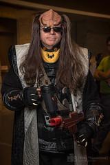 Klingon - MegaCon 2016 Orlando (AgThunderbird) Tags: startrek trek star cosplay klingon megacon megacon2016orlando megacon2016