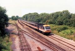 43123 (R~P~M) Tags: uk greatbritain england train diesel unitedkingdom railway oxford locomotive britishrail intercity 43 125 oxon hst hinksey