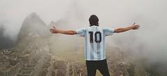 Esos lugares que no quers dejar... (lucianovaras) Tags: travel argentina machu picchu inca per viajes machupicchu montaa backpacker maradona mochilero