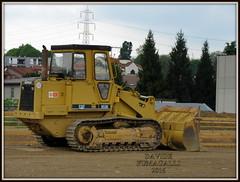 Caterpillar 953B (DaveFuma) Tags: caterpillar loader pala tracked 953 ruspa cingolata caricatrice raupenlader