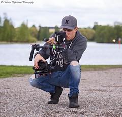 kameranviritys (Markus Pylkknen Photography) Tags: camera canon finland lumix eyes musicvideo canon6d stillshooting brunobinch