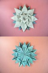 Yet Another Star - Jorge Jaramillo (Rui.Roda) Tags: stella star origami estrela jorge another yet stern estrella papiroflexia jaramillo toile papierfalten
