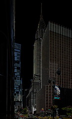 E (NewYorkitecture) Tags: 1930 artdeco chryslerbuilding midtownmanhattan newyorkcity williamvanalen commercial