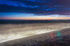 DSC_0252 (sergeysemendyaev) Tags: sunset sea storm beach spring warm waves russia dusk adler atthebeach seashore blacksea seacoast bigwaves sochi  2016                 duringf1 1 duringformulaone