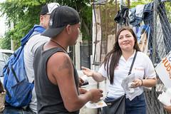 DIA #36 (cesiahgómez) Tags: de ciudad el movimiento tamaulipas local primer laredo por gomez esta nuevo jovenes politica adultos distrito familias campaña abuelitos nios fronteriza ciudadano colonias candidata a diputada cesiah