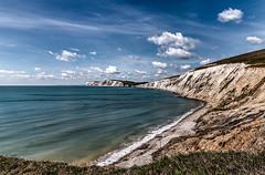 Freshwater Bay (CdL Creative) Tags: england canon geotagged eos unitedkingdom hampshire isleofwight gb hdr freshwaterbay 70d cdlcreative geo:lon=14808 po39 geo:lat=506657