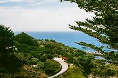 45460012 (danimyths) Tags: ocean california film beach water coast waterfront pacific roadtrip pch pacificocean westcoast californiacoast filmphotography pacificcostalhighway