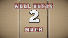 Wool Hurts 2 Much Map (TonyStand) Tags: game 3d gaming minecraft