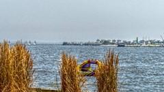 P1030102j (jmctuna) Tags: newyork beach water sailboat lumix pier boat dock panasonic sail float hdr bluepoint greatsouthbay jmctuna fz200