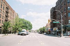 000031 () Tags: newyork film 35mm pentax takumar f2 smc flushing portra160  esii
