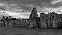 Hulne Abbey Mono (View From The Chair Photography) Tags: monochrome abbey mono blkwhite