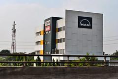 Gedung Dealer MAN (BxHxTxCx) Tags: building jakarta gedung dealermobilmotor motorcyclecardealer