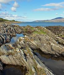Scotland (jerseygal2009) Tags: scotland highlands scottish argyll coast shoreline rockpools water reflection scenic landscape