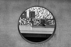 Rotterdam, Wilhelminaplein (rwscholte) Tags: rotterdam wilhelminaplein leica dlux5 bw monochrome metro subway rwscholte reinscholte
