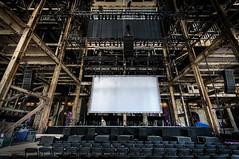 Luminato16 Hearn-8000 (Mark BT 44) Tags: luminato hearn hearngeneratingstation thehearn solotech solotechtoronto mirrorball theatre concert colourful liveentertainment toronto torontoontario