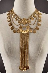 Ancient Rome. Gold Necklace recovered from Pompeii, 1st century AD (mike catalonian) Tags: gold necklace jewelry pompeii ancientrome 1stcenturyad