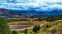 Caracoles (Miradortigre) Tags: road camino estrada slope andes carreteraaustral chile aysen patagonia sur south
