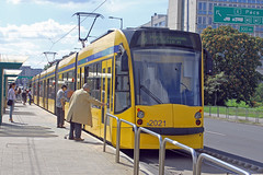 Tram in Budapest (TonyKRO) Tags: travel hungary budapest transport tram travelphotography passengertransport