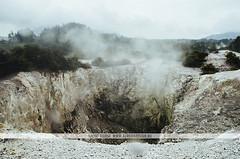 The Devils Home - Wai-O-Tapu, Rotorua (Naomi Rahim (thanks for 2 million hits)) Tags: rotorua newzealand nz 2016 waiotapu northisland travel travelphotography nikon nikond7000 geothermal volcanic cave wanderlust nature landscape thedevilshome crater steam waiotaputhermalwonderland