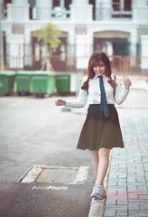 E15 (erik_bui_89) Tags: woman cute student nikon human beautifull emart