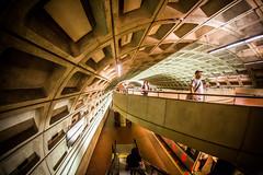 Metro Baby (Thomas Hawk) Tags: usa architecture subway washingtondc dc districtofcolumbia unitedstates metro fav50 unitedstatesofamerica washingtonmetro fav10 fav25 fav100