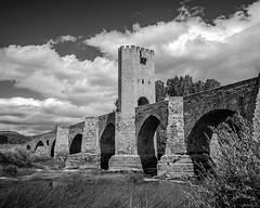 14 Puente Medieval de Frias - Mariano Montegrifo Escribano