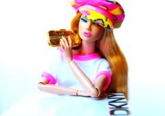 A-Z Challenge: H - hat & handbag (imida73) Tags: toys integrity poppyparkergroovygalore