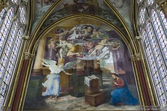 20160725_chaalis_abbey_primatice_chapel_888z9 (isogood) Tags: chaalis chapel primatice frescoes stainedglass renaissance barroco france church religion christian gothic cathedral light abbey