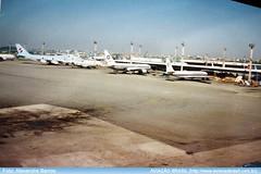 Brasair - PP-BRI (Aviacaobrasil) Tags: brasair alexandrebarros sopaulogruairport boeing707
