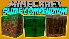 Slime Compendium Mod (KimNanNan) Tags: game video 3d games online minecraft