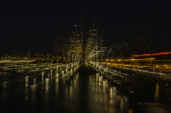El Galeon Andalucia - in zoom (TAC.Photography) Tags: abstract zoom tallships baycitymichigan spanishgalleon elgaleonandalucia saginwriver