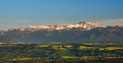 Bavarian view (Frank van de Velde) Tags: bavaria germany bayern deutschland alp alps mountains zugspitze landscape wetterstein ostalpen easternalps wettersteingebirge voralpen limestonealps kalkalpen oberbayerischealpen