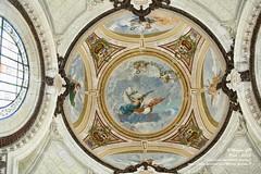 El techo de la cripta - 9576 (Marcos GP) Tags: marcosgp lima peru heroes guerra pacifico cripta cementerio