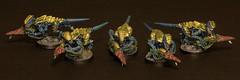 Tyranid Swarm 10 (atmyller) Tags: wargaming warhammer40k tyranids miniature nikond40