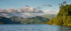 fly fishing (Squareburn) Tags: ullswater dawn lakedistrict lakes cumbria flyfishing