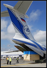 RA-76952 Volga-Dnepr Ilyushin Il-76TD-90VD-19 (Tom Podolec) Tags: this image may be used any way without prior permission  all rights reserved 2015news46mississaugaontariocanadatorontopearsoninternationalairporttorontopearson