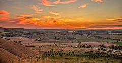 The View (http://fineartamerica.com/profiles/robert-bales.ht) Tags: flags forupload gemcounty haybales idaho misc people photo places projects scenic states sunrisesunset sunsetsunrise toworkon mountain emmett sweet storm squawbutte farm landscape rollinghills idahophotography treasurevalley northamericanphotography clouds spring emmettvalley emmettphotography trees sceniclandscapephotography thebutte canonshooter beautiful sensational awesome magnificent peaceful surreal sublime magical spiritual inspiring inspirational wow stupendous robertbales town butte goldenhour sunset