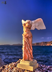 (theseustroizinian) Tags: greece greek goldenhours art ancientgreece ancient hellas hellenic history peloponnese sculpture seaside sea simplysuperb s