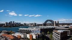 Sweeping Sydney. 271/366 (jenniferdudley) Tags: 3662016 366the2016edition day271366 27sep16 sydney sydneyharbour sydneyharbourbridge newsouthwales
