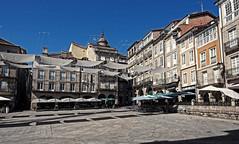 Praza Maior de Ourense (Miguelanxo57) Tags: plaza square plazamayor mainsquare ourense galicia