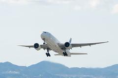 Air France F-GSPR (kuni4400) Tags: af afr fgspr b772 kix rjbb aircraft airplane airfrance