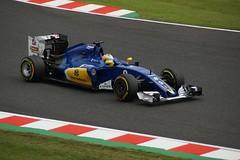 DSC07174 (Alexander Morley) Tags: japanese grand prix formula one f1 suzuka friday practice sauber marcus ericsson