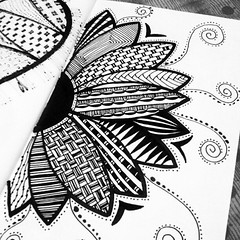 Zentangle 30 (jennyfercervantes-ng) Tags: zenspirationzentangle zendoodle zentangleartzentanglefigures art illustration artistsketch pen artsy masterpieceartoftheday colored inkdrawingmoleskine sharpiepens sharpiesunipin coloringpage coloringbookphcoloringpageforadults coloringpagephziabyjenny