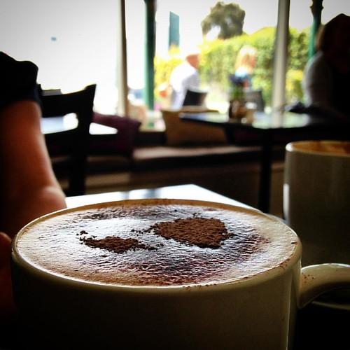 Cappuccino - ahhh!