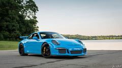 GT3. (Jon Wheel) Tags: porsche 911 gt3 991 marshcreek pennsylvania exotic supercar