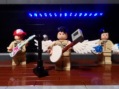 Majesty Songbird (Fithboy) Tags: lego sufjan stevens seven swans illinoise illinois adz age banjo minifigure majesty snowbird