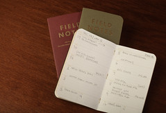 Field Notes Ambition Datebook (2strokebuzz) Tags: stationery madeinusa notebooks fieldnotes datebook fieldnotesbrand memobooks