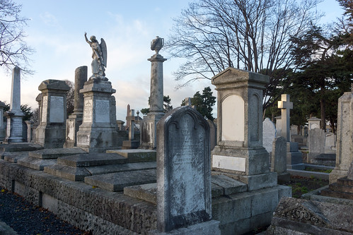 Mount Jerome Cemetery & Crematorium is situated in Harold's Cross Ref-100426