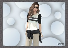"shine by [ZD] - ""Aimee"" Sweater (shine & sharp by [ZD]) Tags: life fashion by vintage demo for sweater women shine dress place mesh market retro sl aimee dresses second marketplace mp boho mode pullover frauen für kleidung kleid weiblich pulli zd womenswear inworld zddesign"