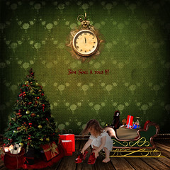 Bon Noel  tous !!! (Claude-Yolande) Tags: christmas new wood xmas old eve carnival wallpaper holiday snow tree abandoned clock home wall illustration vintage ball scrapbook star wooden beads gallery floor pointer background interior room grunge year watch victorian indoor retro warehouse celebration card sphere bow tinsel frame twig fir hours inside framework firtree spangle adorning trumpery
